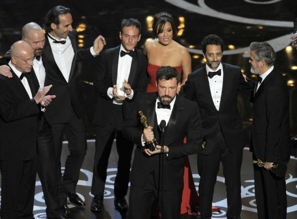 Academy Awards 2013.Lo show