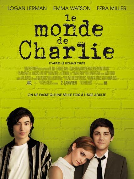 Le monde de Charlie - Affiche