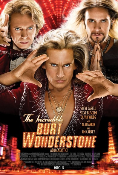 The-Incredible-Burt-Wonderstone-Affiche-USA