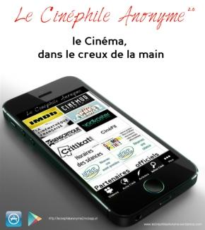 Application : Le Cinéphile Anonyme2.0