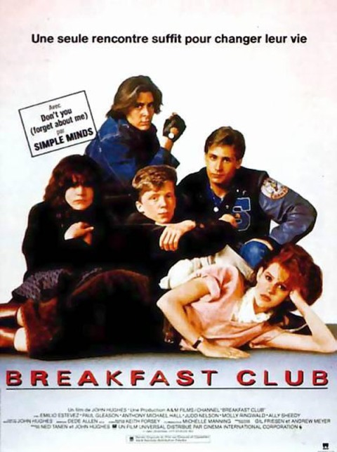 The Breakfast Club - Affiche