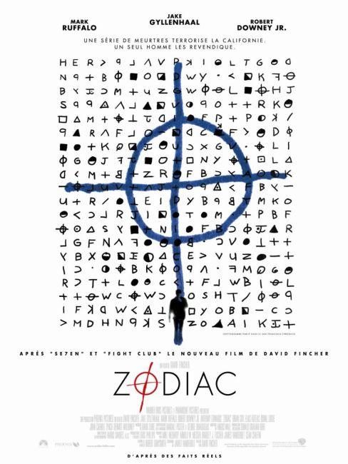 Zodiac - Affiche