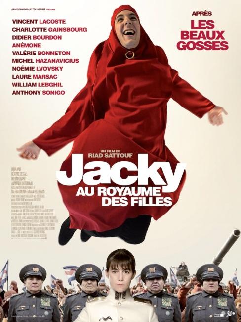 Jacky - Affiche