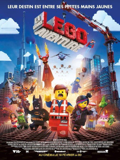 Lego - Affiche