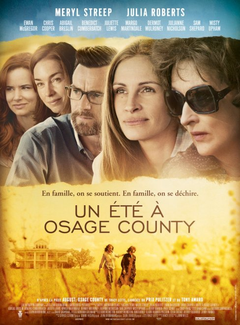 Osage County - Affiche