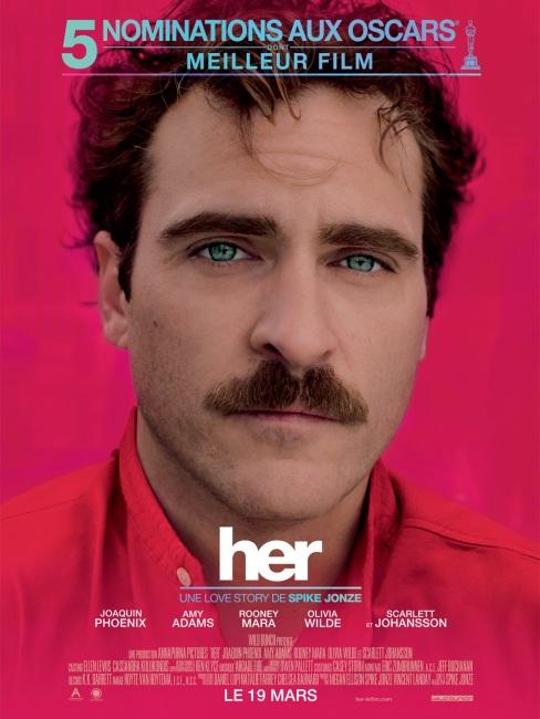 Her - Affiche