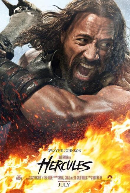 Hercules - Affiche