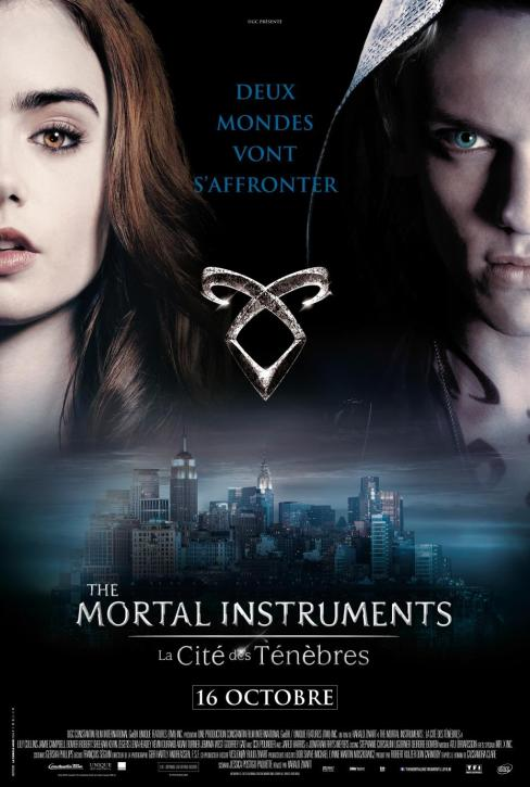 Mortals Instruments - Affiche