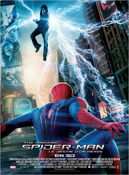 Amazing Spider-Man 2 - Affiche (6)