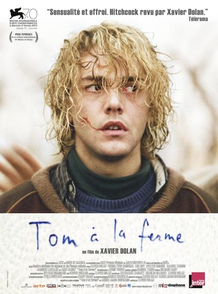 Tom à la ferme - Affiche