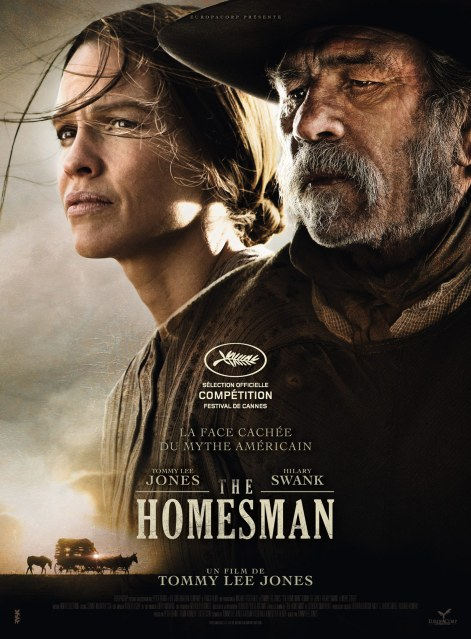 The Homesman - Affiche
