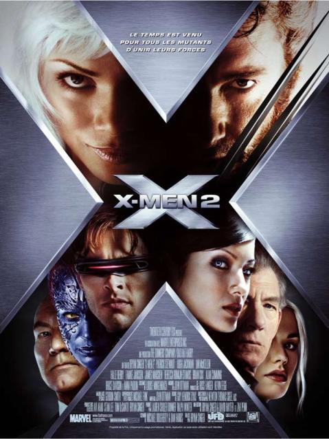 X-Men 2 - Affiche
