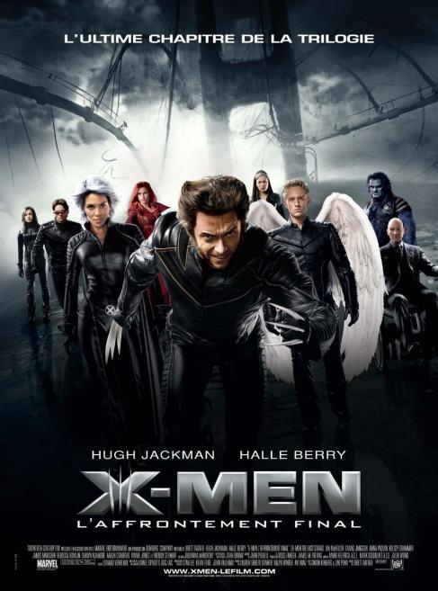X-Men 3 - Affiche