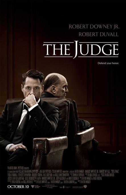 The Judge - Affiche (1)