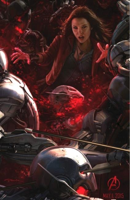 Avengers 2 - Affiche (2)