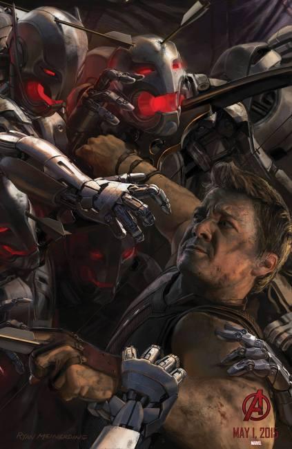 Avengers 2 - Affiche (5)