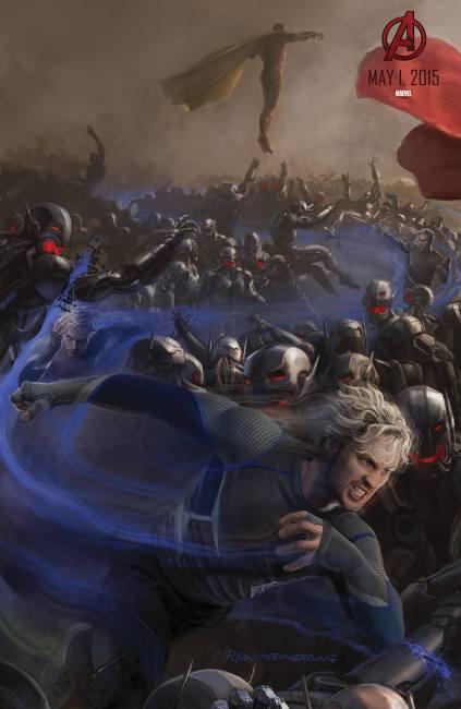 Avengers 2 - Affiche (6)