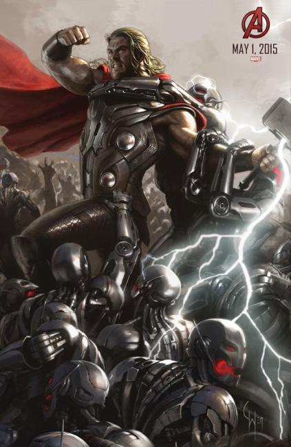 Avengers 2 - Affiche (7)