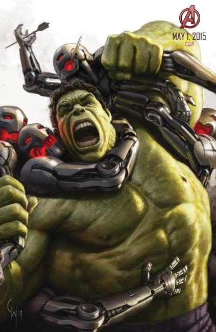Avengers 2 - Affiche (8)