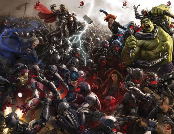 Avengers 2 - Affiche (9)