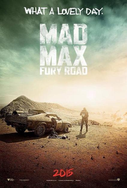 Mad MAx 4 - Affiche