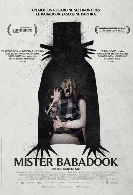 Mister Babadook - Affiche