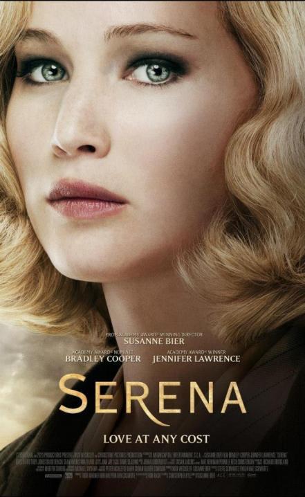 SERENA-Affiche-Jennifer-Lawrence