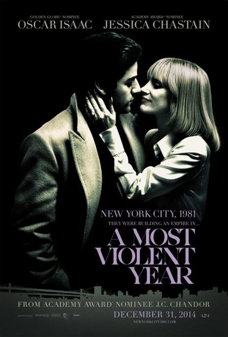 Violent-Poster