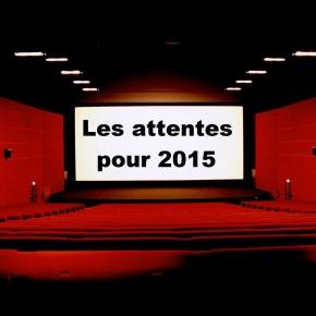 Preview : Les attentes de2015