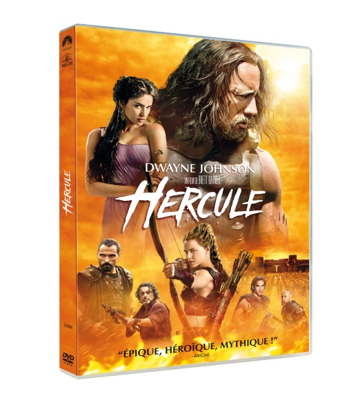 HERCULE - DVD - 3D - 3333973190407