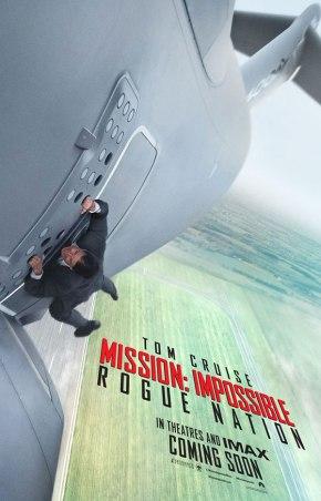 News : Titre, affiche et premier teaser pour «Mission : Impossible5»