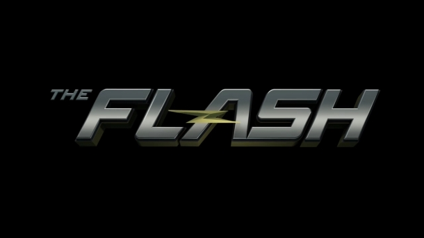 The Flash (2014) title card