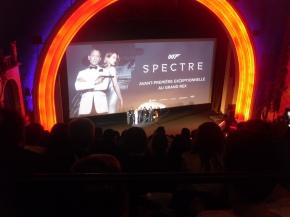 Rencontre : Daniel Craig, Christoph Waltz, Léa Seydoux et Monica Belluccipour«Spectre»