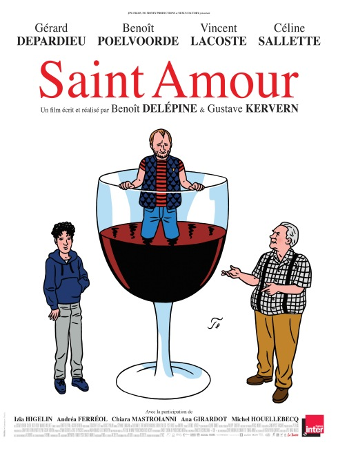 120x160 Saint-Amour