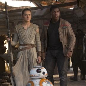Au cinéma : «Star Wars : Le réveil de laForce»