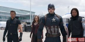 News : Nouvelle photographie pour «Captain America : Civil War»