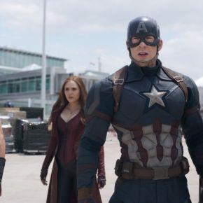 News : Nouvelle photographie pour «Captain America : CivilWar»