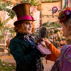 News : Nouvelle photographie pour «Alice de l'autre côté dumiroir»